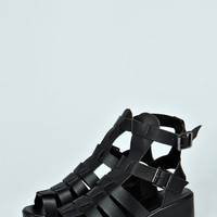 Kimmi Cleated Sole Gladiator Sandal