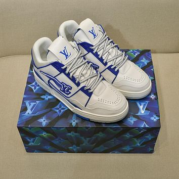 lv louis vuitton womans mens 2020 new fashion casual shoes sneaker sport running shoes 200