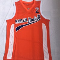 Uncle Drew #2 Irving Movie Basketball Jersey