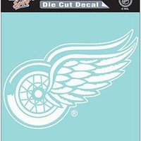 """NHL Detroit Red Wings WCR29616061 Perfect Cut Decals, 8"""" x 8"""""""