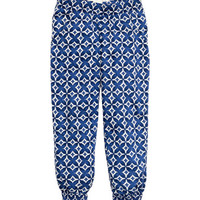 H&M Patterned Joggers $12.99