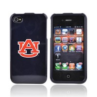 AUBURN TIGERS For NCAA iPhone 4 Hard Plastic Case Cover