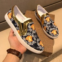 Versace Signature 17 Slip-on Sneakers Dsu6777