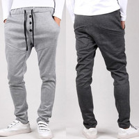 Mens Joggers Fashion Casual Harem Sweatpants Sport Pants Trousers Sarouel Men Tracksuit Bottoms For Track Training Jogging Plus Size = 1705758212