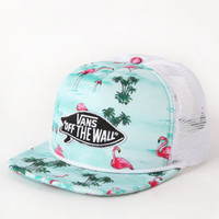 Vans Pink Flamingo Trucker Hat at PacSun.com