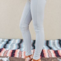 All Play Silver Jeggings