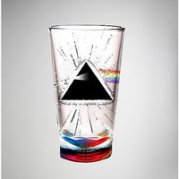 Pink Floyd Dark Of The Moon Pint Glass - Spencer's
