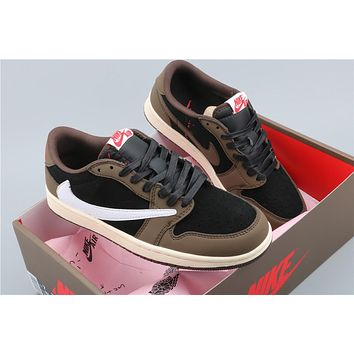 Air Jordan 1 Low x Travis Scott TS CQ4277-001