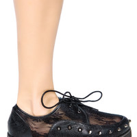 Iron Fist Lovelace Your Face Creeper Black