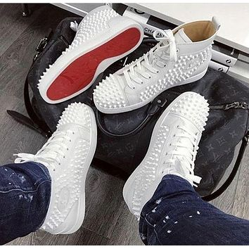Christian Louboutin CL low top casual shoes 9/2
