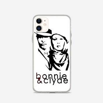 Bonnie And Clyde Logo iPhone 11 Case
