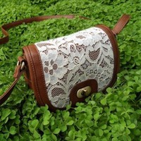 Sweet Lace Bag/Satchel For Summer | Fancy