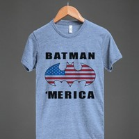 batman 'merica fourth of july athletic tee - Totes Adorbs Tees - Skreened T-shirts, Organic Shirts, Hoodies, Kids Tees, Baby One-Pieces and Tote Bags