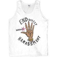 End Street Harassment -- Unisex Tanktop