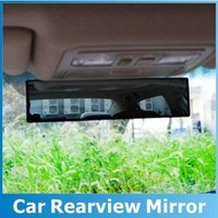 Car Wide Angle Rearview Mirror large Vision Car Glare Proof Mirror Outlook Interior Surface Endoscope Car Accessories