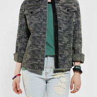 Urban Outfitters - BDG Lightweight Military Jacket