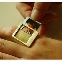 Good Time Ring by yellowgoat on Etsy