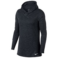 Nike Dry Legend Hooded Training Top Womens Style : 902098-010