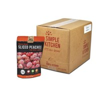 Freeze-Dried Peaches - 6 Pack