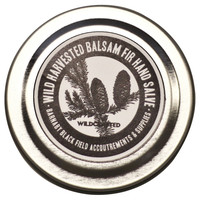 Wild Crafted Hand Salve, Balsam Fir, Lotions