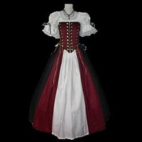 Empress Bodice & Skirt Set - MCI-4031 by Medieval Collectibles