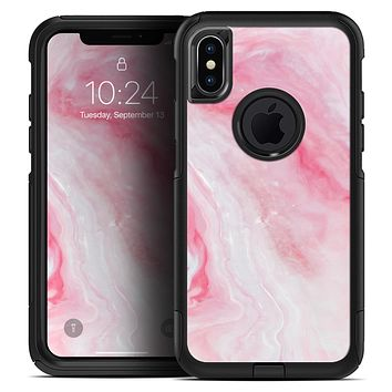 Marbleized Pink Paradise V6 - Skin Kit for the iPhone OtterBox Cases
