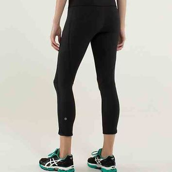 can't stop crop | women's crops | lululemon athletica