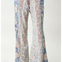 Chaser Silk Bell Pants