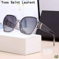 YSL Fashion Ladies Men Summer Shades Eyeglasses Glasses Sunglasses 4#