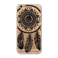 Dreamcatcher iphone 5 5s SE 6 6s 6 plus 6s plus case + Nice gift box 072701