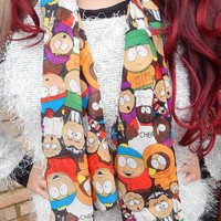 South Park Scarf from AutumnBaby