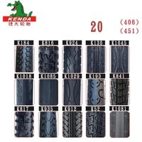 Kenda 406 451 1pc Bike Tires Ultralight Bicycle Tyres 20*1.0/20*1.25/20*1.35/20*1-1/8 K1018 K1045 K1085 K1081 MTB BMX Bike Tire