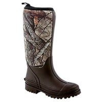SHE Outdoor Camo Utility Waterproof Rubber Boots for Ladies