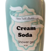 Cream Soda Shower Gel