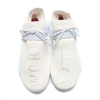 Adidas Human Race NMD Male and female fashion sneakers-3
