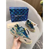 lv louis vuitton womens mens 2020 new fashion casual shoes sneaker sport running shoes 12