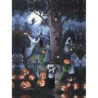 Halloween Night Jigsaw Puzzle - Puzzle Haven