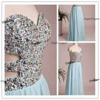 Mint prom dresses,long prom dresses,sexy prom dresses,custom made prom dresses,prom dresses 2015,prom dresses,long evening dress,prom dress