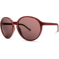 Electric Riot Women's Sunglasses - Crimson