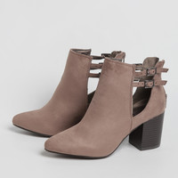 Chestnut Grove Ankle Boots