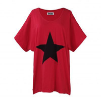 DeLuca T-Shirt With Star