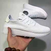ADIDAS TUBULAR SHADOW KNIT Woman Men Fashion Sneakers Sport Shoes