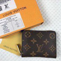 Louis Vuitton Lv Wallet #766