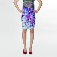 PURPLE+TEAL by House of Jennifer (Skirt)