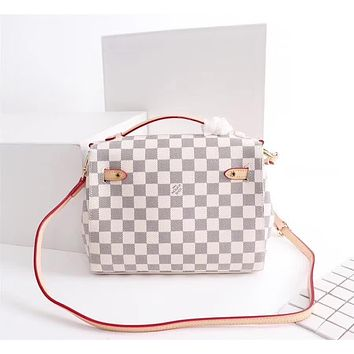 Louis Vuitton Monceau Cross Body Bag 5448