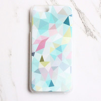 Pastel Confetti iPhone Case