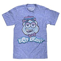 Boo Berry Retro Soft Touch Tee