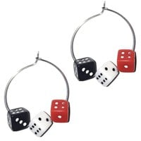 Dice Mini Hoops