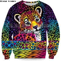PLstar Cosmos Newest Men/Women 3D Print Rainbow girl Lisa Frank Sportswear Long Sleeve Pullover sweatshirt Hoodies Clothing 7XL