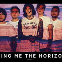 Bring Me The Horizon Poster Flag Stay Dead Tapestry